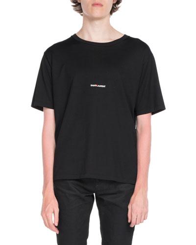 Classique Logo-Print T-Shirt