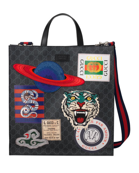 gucci men s gg supreme tote bag with patches online interior design freelance jobs online interior design free program