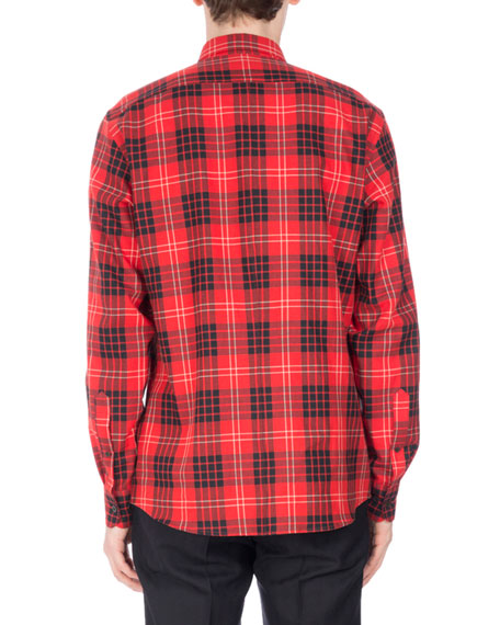 Corbin Plaid Twill Shirt