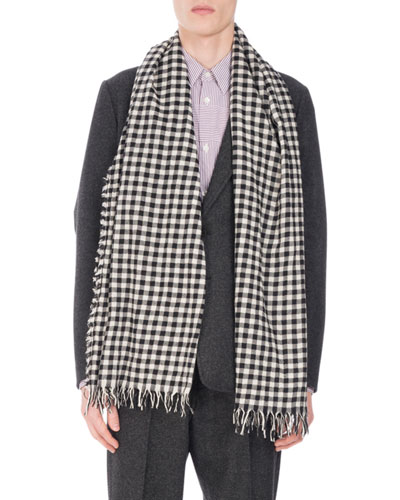 Flanagan Check Scarf