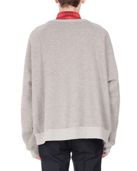 Hemingway Toki Label Crewneck Sweatshirt