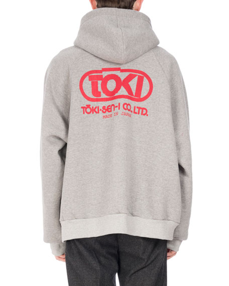 Hemis Toki Label Pullover Sweatshirt