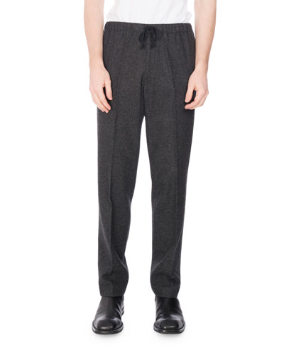 Perkino Flannel Jogger Pants