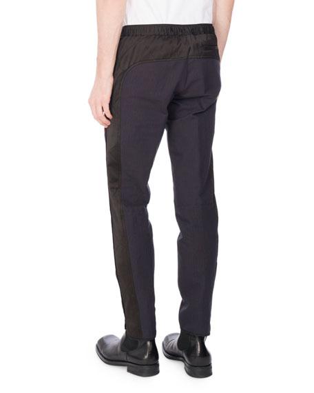 Payson Hybrid Patchwork Jogger Pants