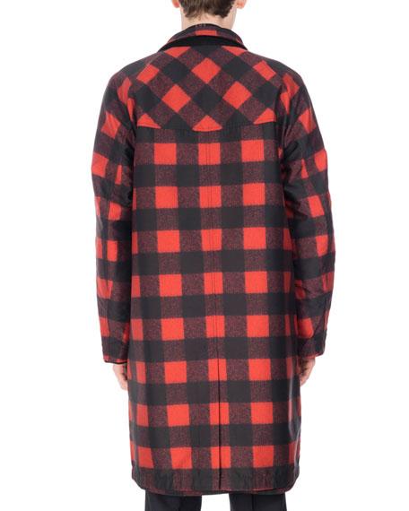 Randy Reversible Mid-Length Coat