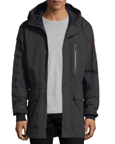 Selwyn Quilted Puffer Coat