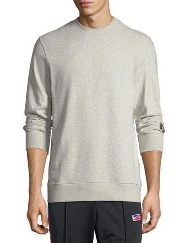 ESS Fleece Crewneck T-Shirt