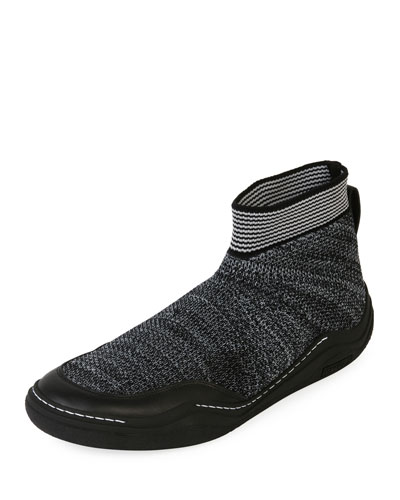 Men's Mesh Low Sock Runner Sneaker