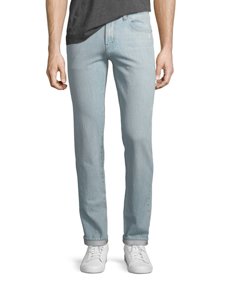 J Brand Men's Tyler Taper Slim-Fit Jeans, Intertidal