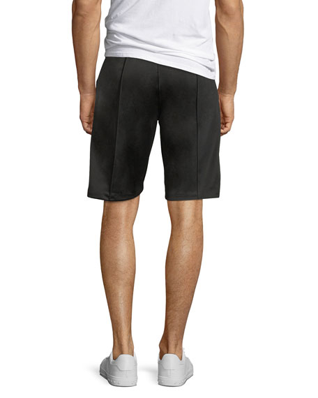 Technical Jersey Bermuda Shorts