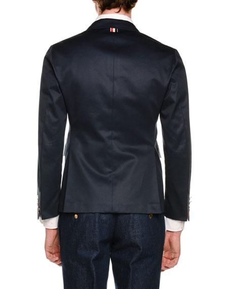 Classic Cotton Twill Jacket