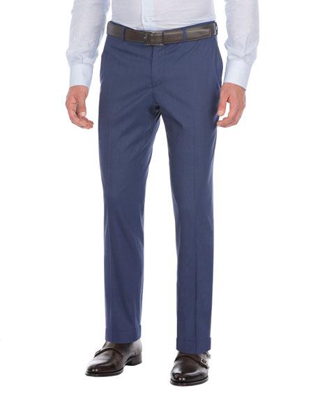 Comfort Wool-Blend Dress Pants