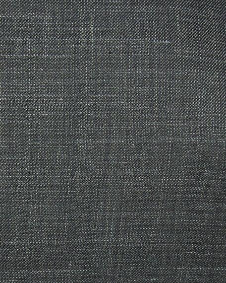 Textured Tri-Blend Blazer