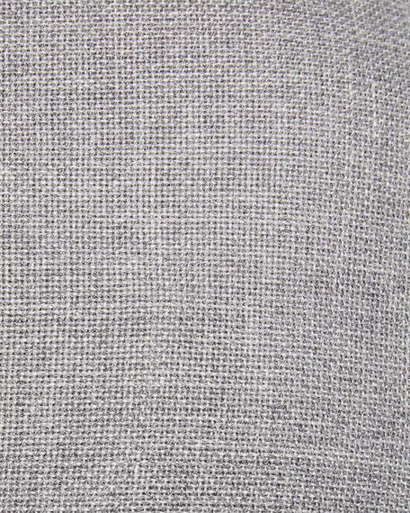 Cashmere-Blend Textured Blazer