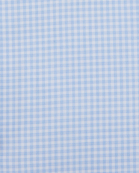 Trofeo® Gingham Comfort Dress Shirt