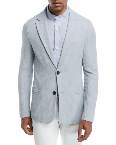 Soft Textured Jacket
