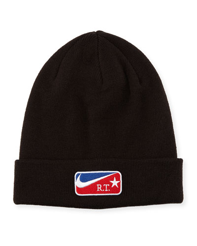 Nikelab x RT Rib-Knit Beanie Hat