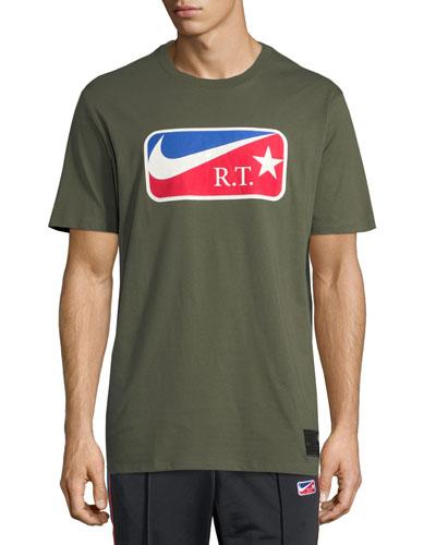 Nikelab + RT Logo Tee