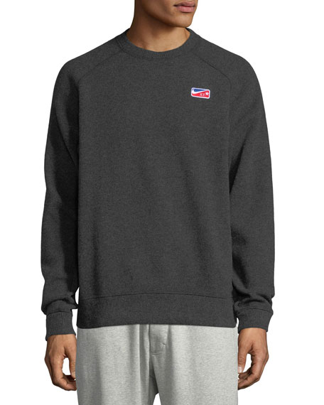 49ae15fd1792 Nike Nikelab x RT Tencho Cotton Sweatshirt