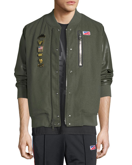 Nikelab x RT Destroyer Bomber Jacket
