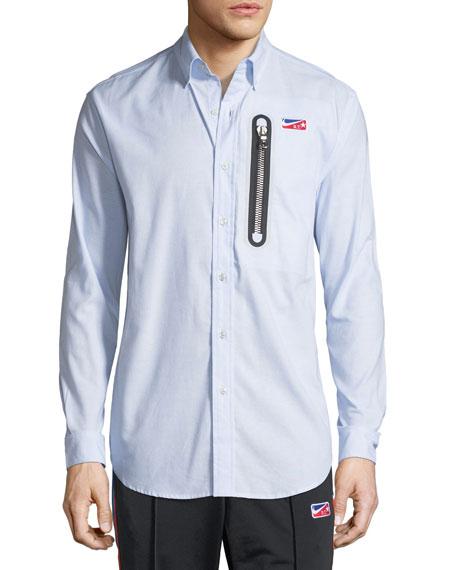 Nikelab x RT Oxford Button-Down Shirt