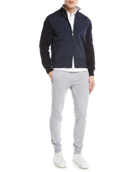 Basic Cotton Jogger Pants