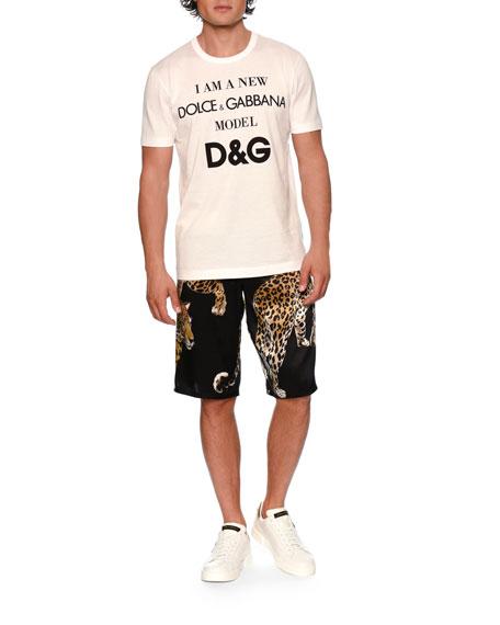 D&G Model Jersey T-Shirt