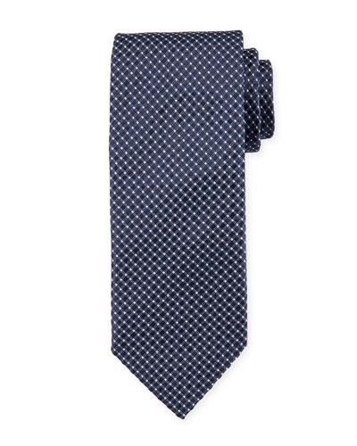 Box Silk Tie