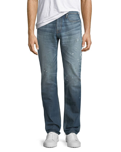 L'Homme Slim Fit Jeans, Everhart