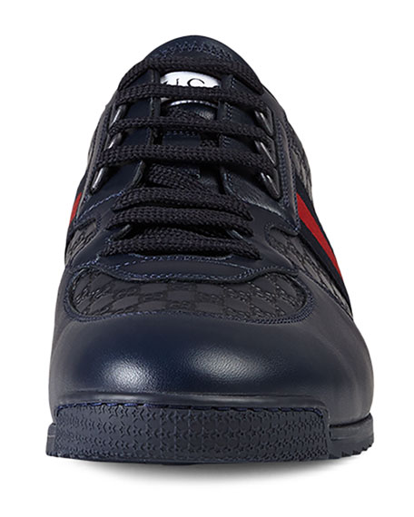 Men's SL73 Lace-Up Sneakers