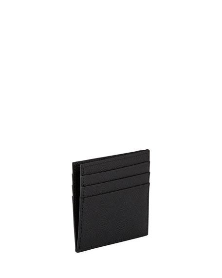 Saffiano Triangolo Card Case