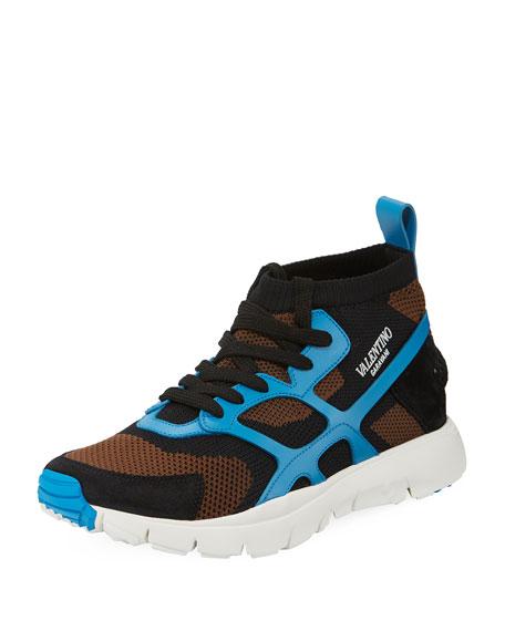 Valentino Garavani Sock Trainer Sneaker