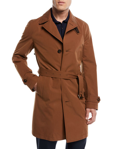 Vicuna Trench Coat