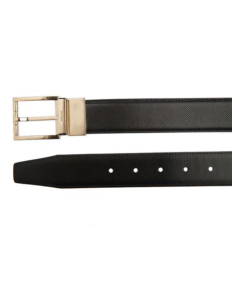 Astor Reversible Leather Belt