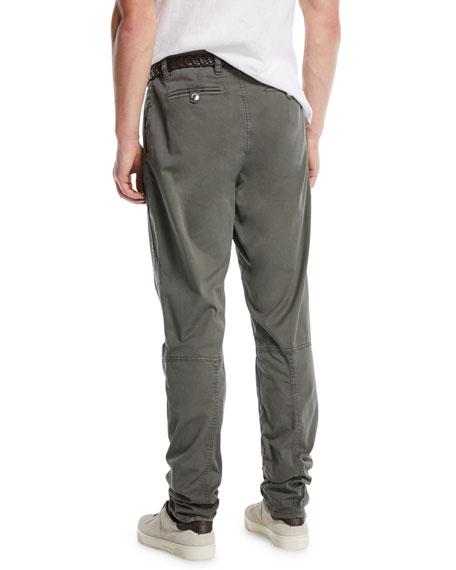 Cargo trousers Leisure Fit dark grey Brunello Cucinelli Ao56j