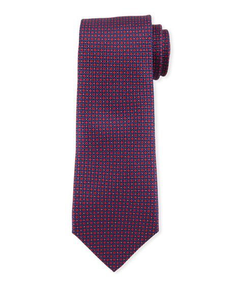 Giorgio Armani Neat-Box Silk Tie