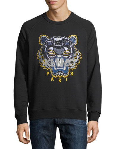 Tiger Relaxed-Fit Sweatshirt