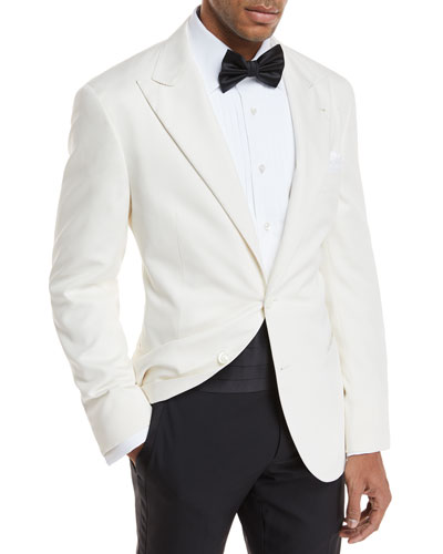 Silk Formal Dinner Jacket