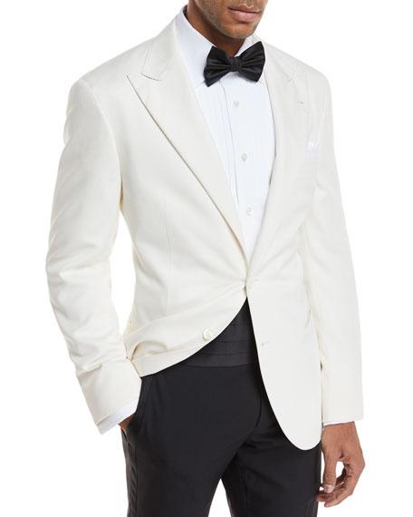 Silk Formal Dinner Jacket