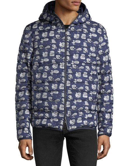 Oise Hooded Puffer Jacket