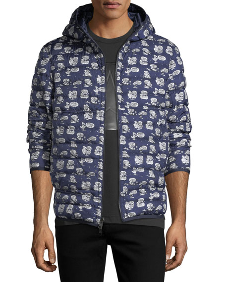 Oise Hooded Puffer Jacket