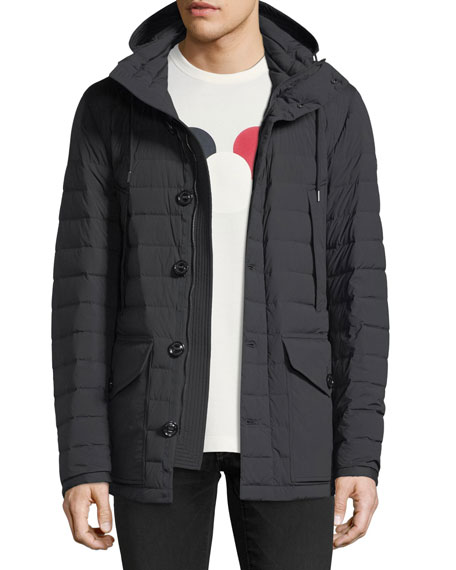 Moncler Cigales Hooded Jacket
