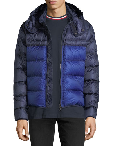 Brech Hooded Puffer Jacket