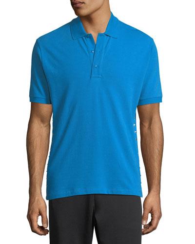 Rockstud Jersey Polo Shirt