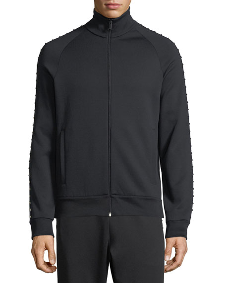 Rockstud Untitled Track Jacket