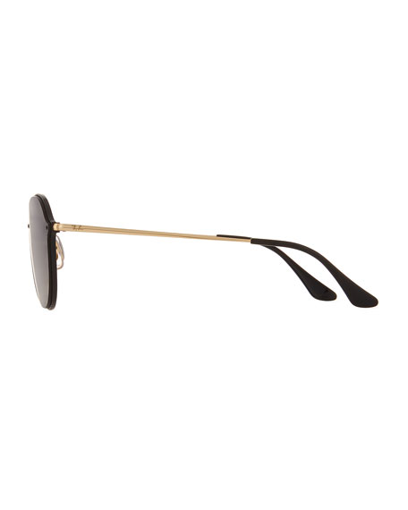 RB4292 Round Propionate Sunglasses