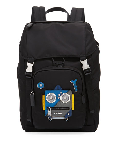 Tessuto Robot Backpack