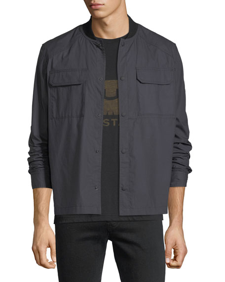 Lightweight Snap-Front Jacket