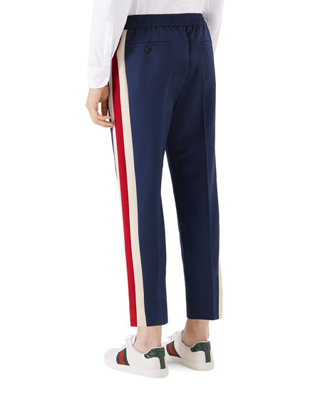 Urban Wool Military Twill Jogger Pants