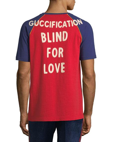 Bicolor Logo Bicolor T-Shirt